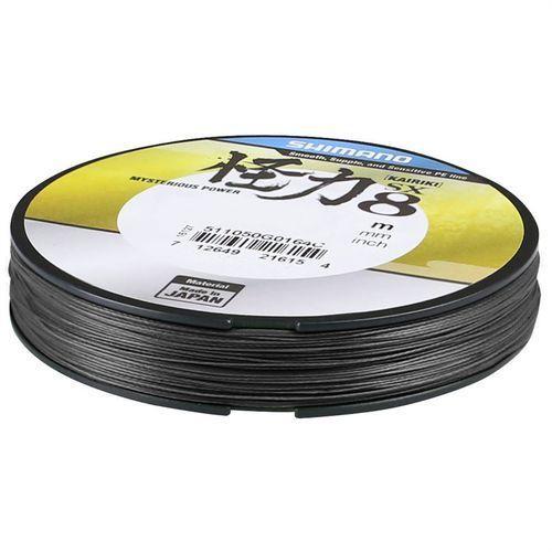 Shimano kairiki steel grey / 300m / 0,280mm / 28,0kg