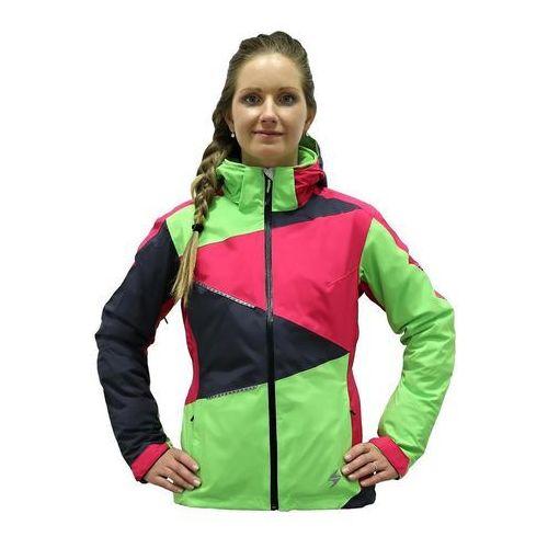 Blizzard Viva Performance Ski Jacket Różowy S Antracit 2015-2016 (8592772051011)