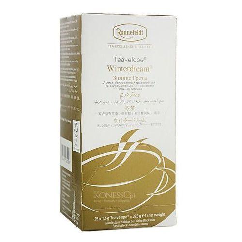 Ronnefeldt Ziołowa herbata teavelope winterdream 25x1,5g