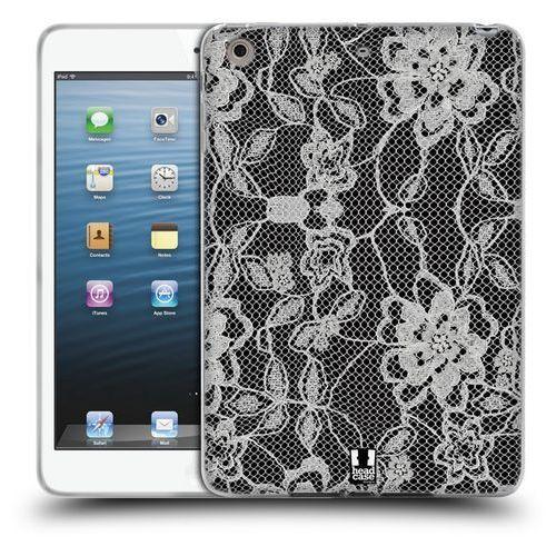 Etui silikonowe na tablet - black lace flowery wyprodukowany przez Head case