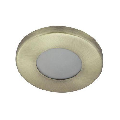 Kanlux Oprawa podbitkowa marin ct-s80-ab ip44 złota gx5.3 (5905339047106)