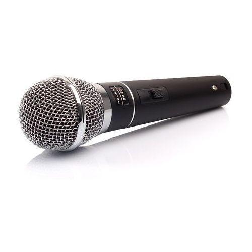 Azusa Mikrofon dynamiczny dm-604 wokal + futerał