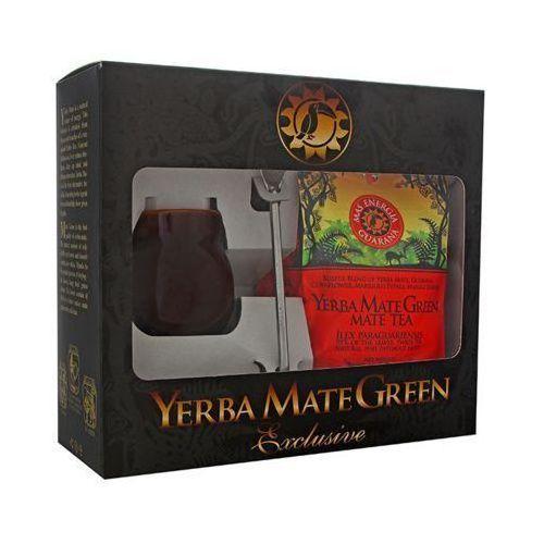 Yerba mate green 400g zestaw exclusive mas energia guarana