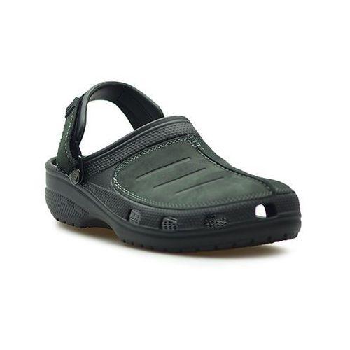 Klapki yukon mesa 203261-060 czarne marki Crocs