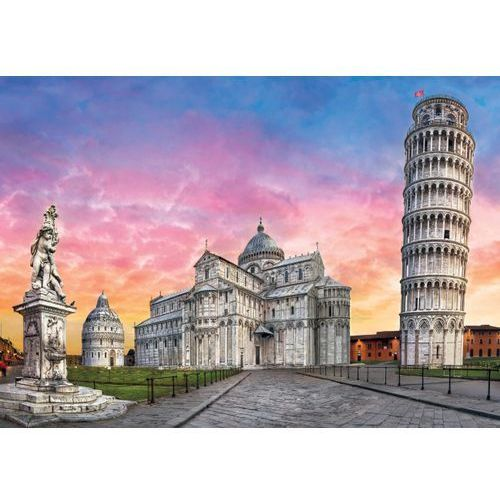 Puzzle Clementoni High Quality. 1500 elementów. Pisa (31674) + zakładka do książki GRATIS, 489174