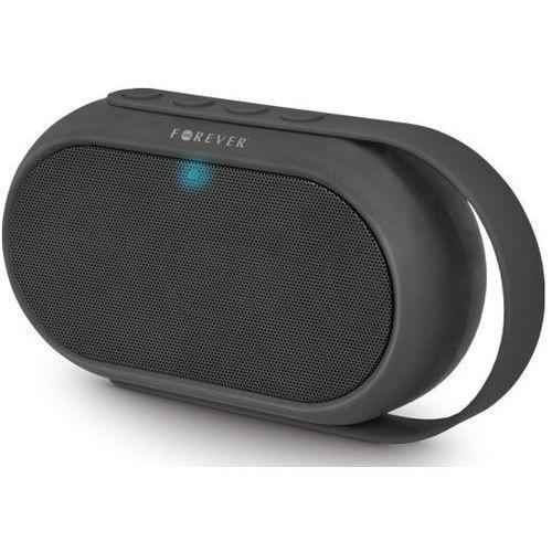Głośnik Forever Głośnik Bluetooth BS-410 Forever czarny - GSM021575 Darmowy odbiór w 20 miastach! (5900495480927)