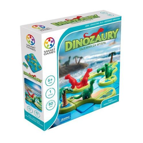 Smart - Dinozaury GRANNA