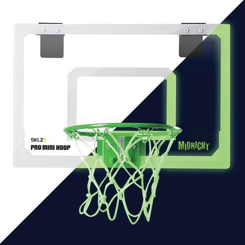 Zestaw do koszykówki pro mini hoop™ midnight marki Sklz
