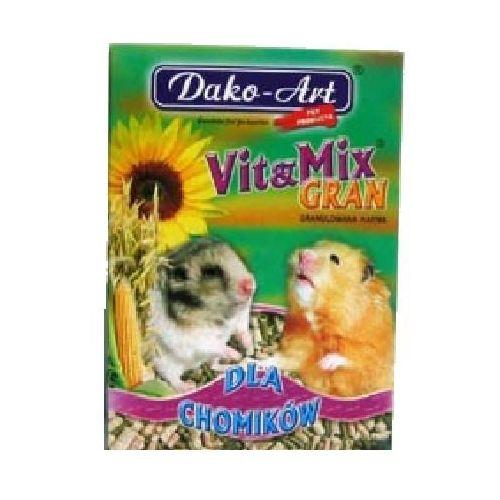 Dako art vit&mix granulat 500g dla chomików marki Dako-art