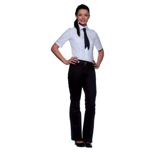 Karlowsky Bluzka damska z krótkim rękawem, rozmiar 44, biała | , juli