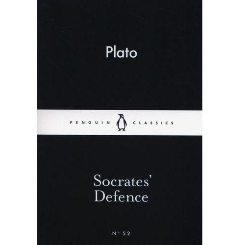 Socrates' Defence - Wysyłka od 3,99, Plato