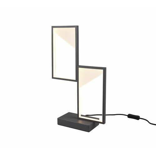 Trio cafu 523210242 lampa stołowa lampka 1x14w led antracytowa