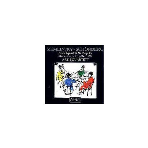 Zemlinsky A / Schonb. Arnold - Streichquart. E No. 2 Op. 15, D - Dur, C 194901