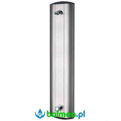 Franke Panel prysznicowy naścienny ze stali szlachetnej z dźwignią regulacji temperatury (7612982119125)