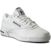 Reebok Buty - exofit lo clean logo int ar3169 int white/royal blue