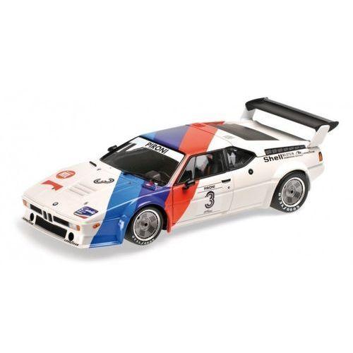 Bmw m1 procar bmw motorsport #3 didier pironi procar series hockenheim 1979 - darmowa dostawa! marki Minichamps