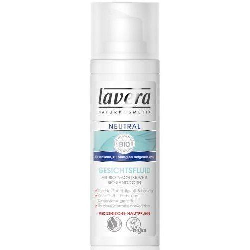229lavera Fluid do twarzy z wyciągiem z bio-wiesiołka i bio-rokitnika 30 ml lavera (4021457601387)