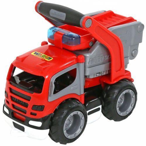 Wader Duża Straż Pożarna Wóz Strażacki 28 cm