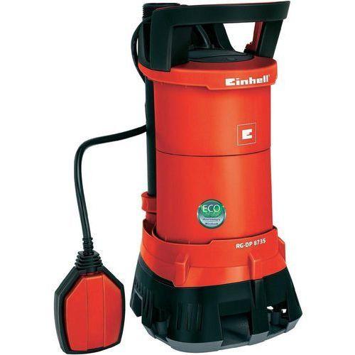 Pompa do brudnej wody 4170720 rg-dp 8735, wydajność: 17000 l/h marki Einhell
