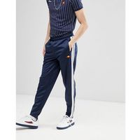 poly tricot jogger with taping in navy - navy, Ellesse, M-XL