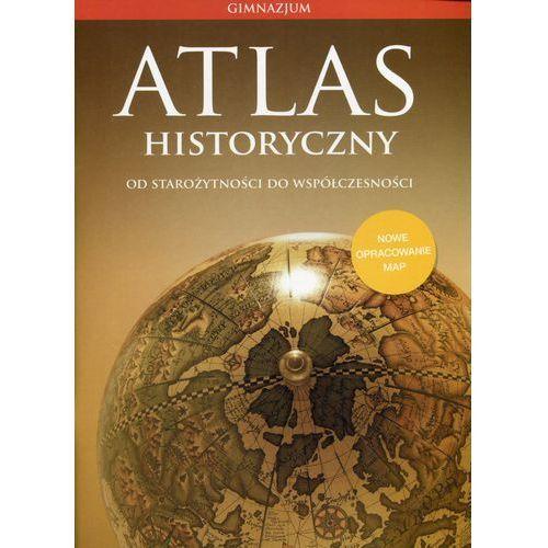 Atlas Historyczny GIM Od star. do współ. w.2015 NE (108 str.)