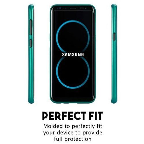 Mercury I-Jelly - Etui Samsung Galaxy S8+ (zielony) (8806174388782)
