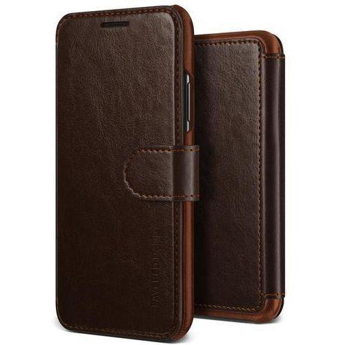 Vrs design Etui layered dandy iphone x brown (8809477687477)