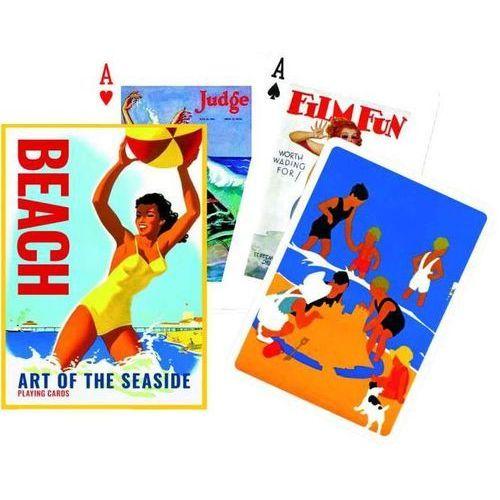 Karty pojedyncze Plaża PIATNIK (9001890167218)