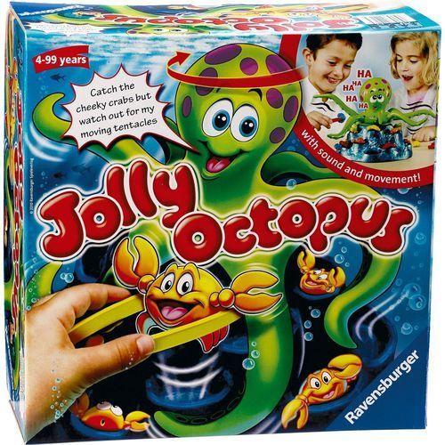 Ravensburger Gra jolly octopus (4005556222940)