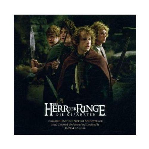 Lord Of The Rings (Władca pierścieni) (OST) - Howard Shore (Płyta CD) (0093624811022)