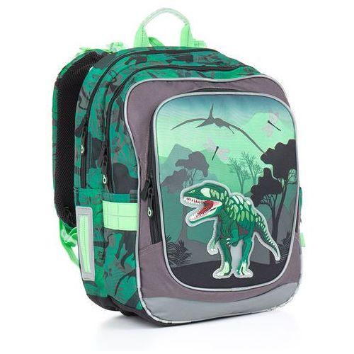Plecak szkolny Topgal CHI 842 E - Green, kolor zielony