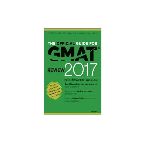 The Official Guide for GMAT Review with Online Question Bank and Exclusive Video