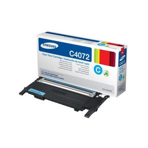 Samsung toner clp32x clx-3185 cyan clt-c4072s (8808993650071)