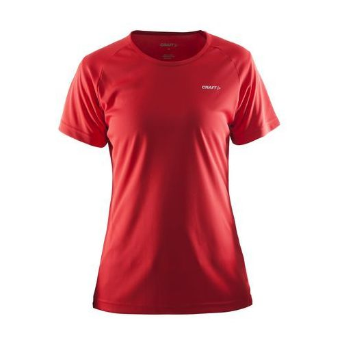 CRAFT Prime Tee - damska koszulka (czerwony)