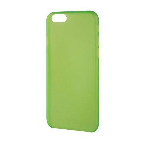 Etui XQISIT iPlate Ultra Thin do iPhone 6/6S Zielony