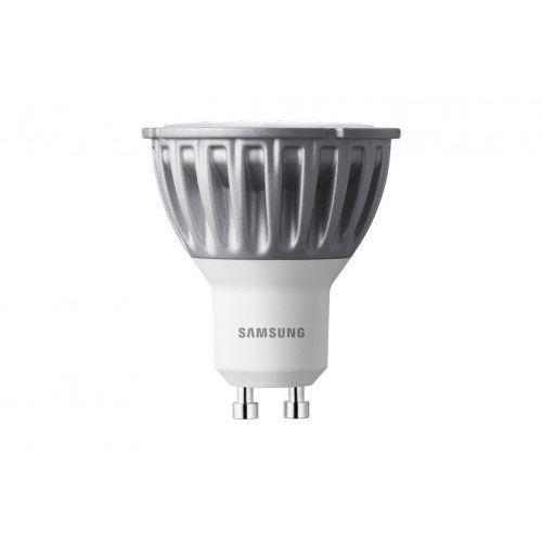 Żarówka led  gu10 230v 4.6w biały ciepły 320 lumenów 25st. - promocja!!! marki Samsung