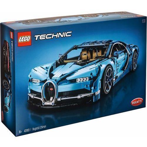 42083 BUGATTI CHIRON KLOCKI LEGO TECHNIC