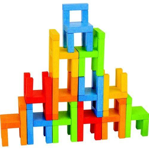 Balansująca wieża z krzesełek - Goki DARMOWA DOSTAWA KIOSK RUCHU, GOKI-56929