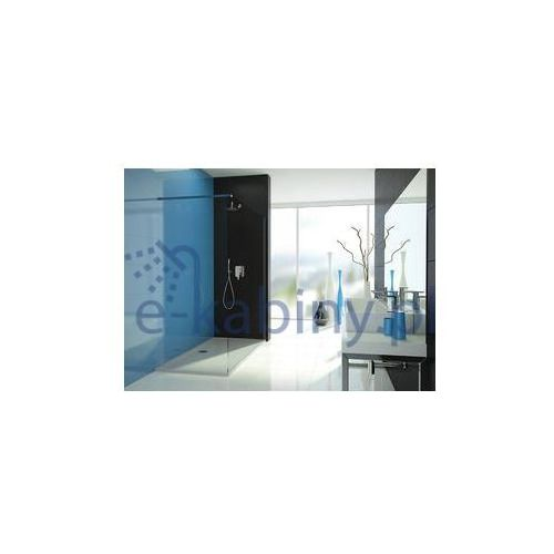 tx ścianka walk-in 80 cm parawan p/tx5b-80 600-271-2120-38-401 marki Sanplast