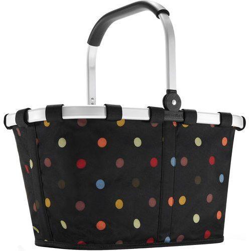 carrybag koszyk na zakupy / rbk7009 - dots marki Reisenthel