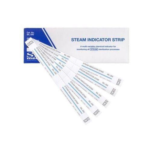 Cosnet Testy kontroli sterylizacji w autoklawie 2x250szt