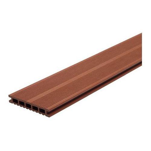 Blooma Deska tarasowa kompozytowa 2,1 x 14,5 x 220 cm redwood