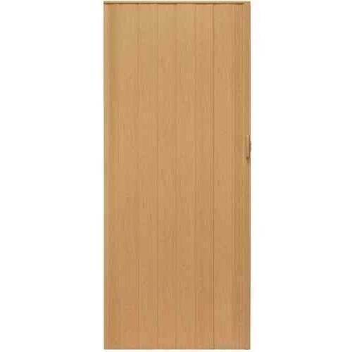 Drzwi Harmonijkowe 004 Jasny Dąb 80 cm, GK-0098
