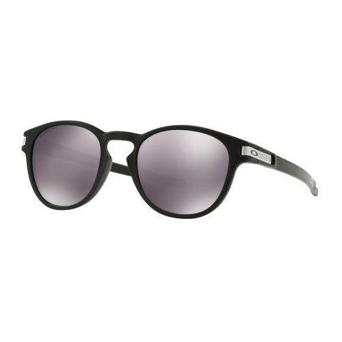 Okulary latch grid collection matte black prizm black iridium oo9265-4053 marki Oakley