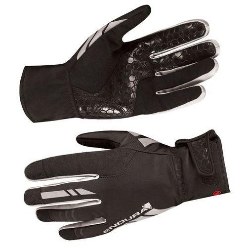 Endura Luminite Thermo Rękawiczka rowerowa czarny XXL Rękawiczki rowerowe długie (5055205357188)