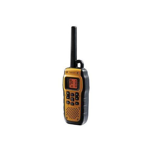 Topcom  protalker pt-1078 8kanały 446mhz czarny, żółty krótkofalówka (5411519014467)