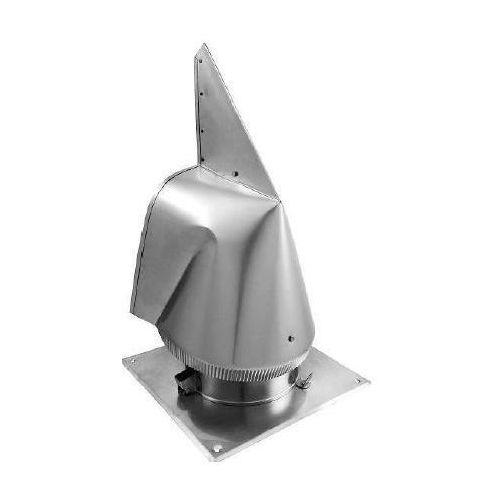 Rotowent Podstawa Kwadratowa Standard - Otwierana RO150OCOC-Ł