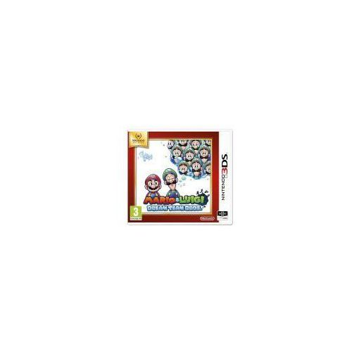 Mario and luigi dream team bros. (selects) 3ds marki Nintendo