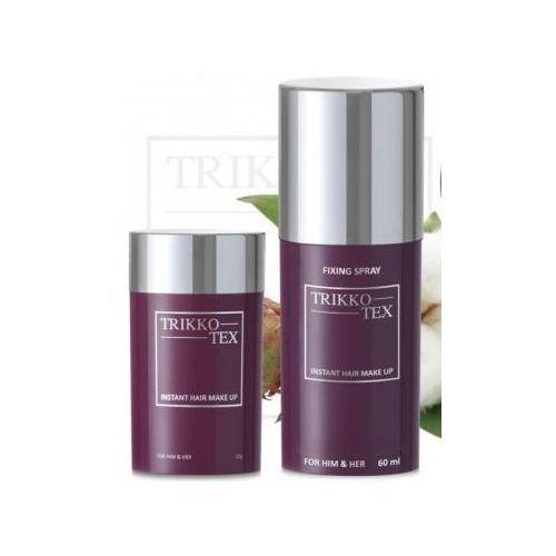 Trikkotex 25g+60ml zestaw zagęszczanie włosów mikrowłókna marki Trikko-tex