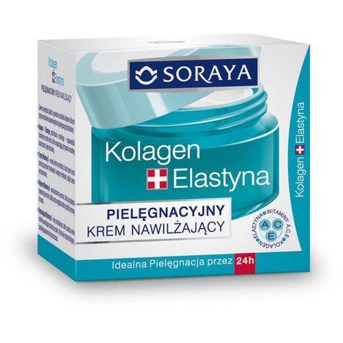 Soraya kolagen elastyna pielęgnacyjny krem nawilżający na dzień i noc 50ml - soraya od 24,99zł darmowa dostawa kiosk ruchu